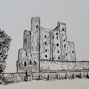 Rochester Castle 2