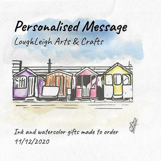 Personalised art