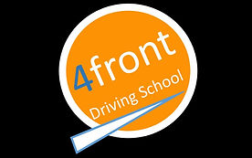 4front driving school logo, driving lessons loughbourough, best driving school loughborugh
