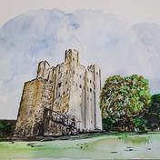 Rochester Castle 1