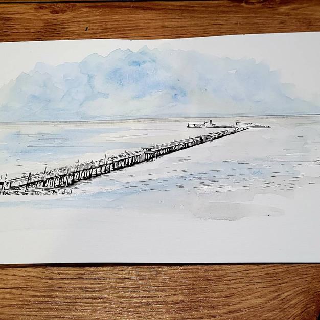 Southend Pier 2 Far away