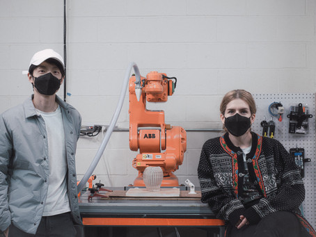 """Digital Dreams"" Artist Interview: Jung In Seo & Dalma Földesi"