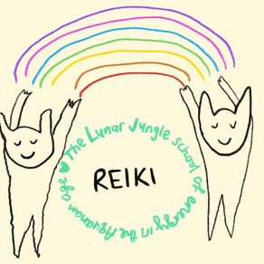 The Lunar Jungle Aquarian School of Energy: Reiki