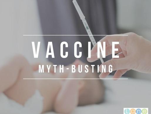Vaccine Myth-Busting!