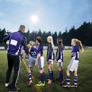 Light Soccer Camp in Palo Alto