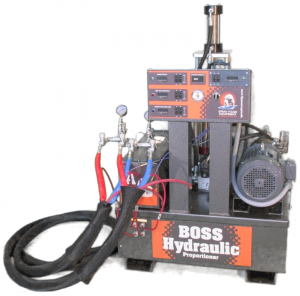 BOSS Hydraulic Double Hose