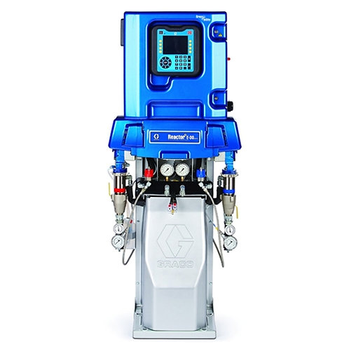 reactor 2 e30 machines (15 kw heater)