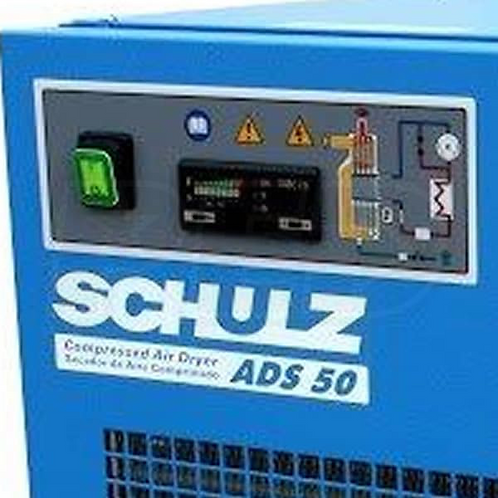 Schulz ADS 50 Non-Cycling Refrigerated Compressed Air Dryer(50 CFM 115V 1-Phase)