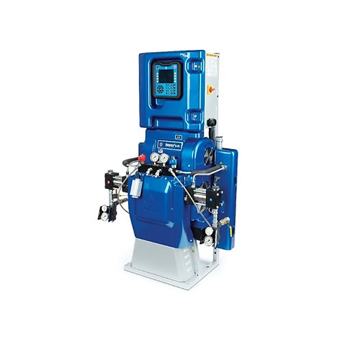 graco reactor 2 h-30 proportioner 10.2 kw heaters