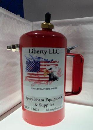 Liberty Steel Spot Sprayer 1qt
