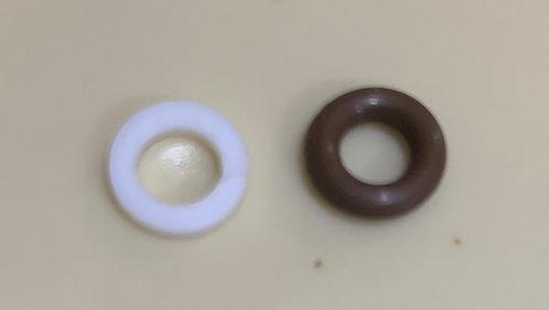 Shut Off Valve O-Ring (viton and teflon pair)
