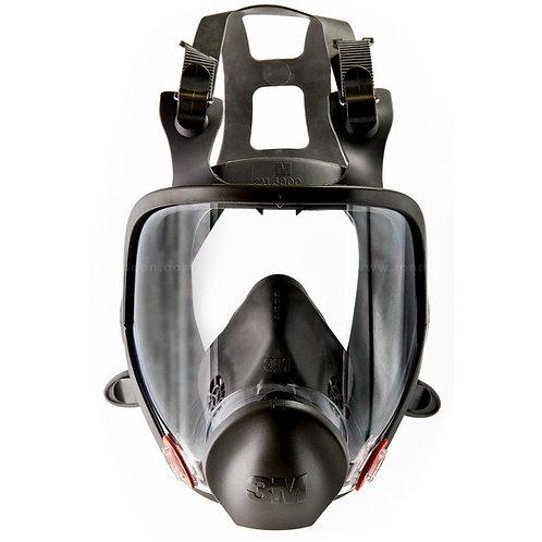 3M 6000 Series Respirator (Filter Bundles Availible)