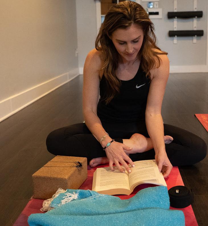 Yin Yoga & The Sutras - SUN 10 AM MST