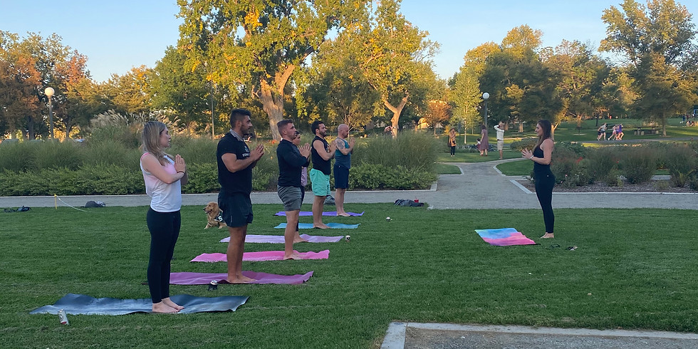 THURS 10/29: Yoga at the Towers - 5:30 PM