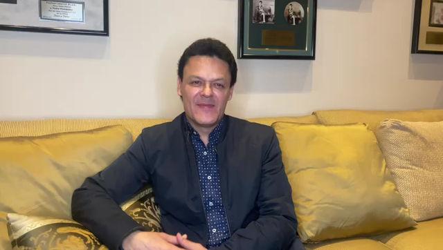 Pedro Fernández apoya a Evodio Velázquez para que sea candidato por Guerrero para Gobernador.