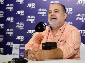 Raúl Zurutuza, Tournament Director AMT2021, tested positive for COVID 19