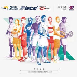 Abierto Mexicano de Tenis del 24 al 29 del 2020