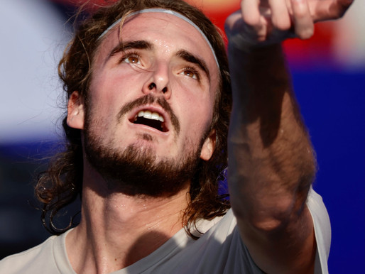 Mexico is a special place for Tsitsipas