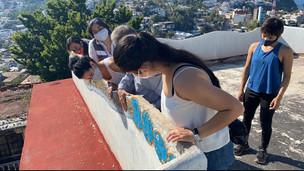 Restaurarán los Murales de Diego Rivera en la casa de los vientos.