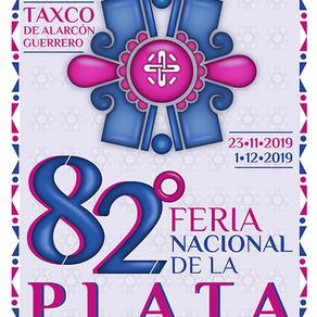 Feria Nacional de la plata Taxco 2019