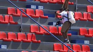 Abierto Mexicano de Tenis con estricto protocolo de seguridad e higiene