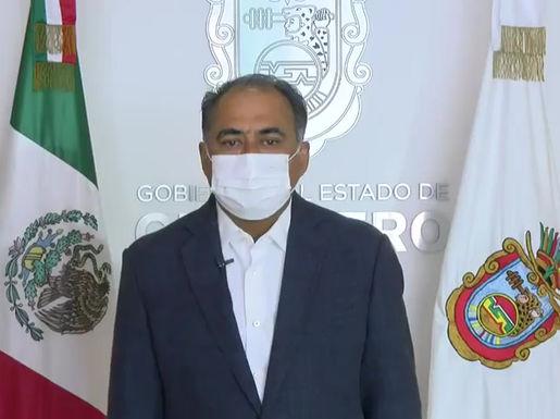 Guerrero regresa a semáforo Rojo