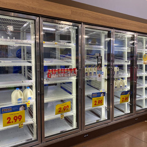 Compras en Estados Unidos se disparan por Coronavirus
