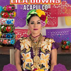 """Lila Downs pondrá a cantar al puerto de Acapulco con su más reciente material """"Al Chile"""""""