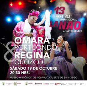 Programa oficial del Festival Cultural Internacional La Nao Acapulco 2019