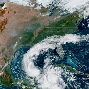 Delta sube a huracán categoría 4 en la escala Saffir-Simpson