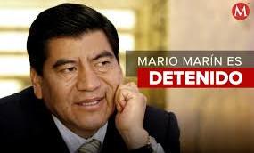 """Detienen al """"Gober Precioso en Acapulco"""" Mario Marín lo trasladarán a Cancún."""
