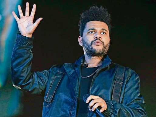 The Weeknd en el Show del Super Bowl LV