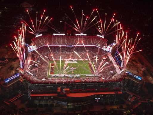 25,000 aficionados podrán asistir al Super Bowl LV