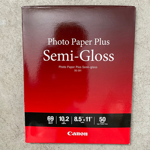 Photo Paper Plus - Semi Gloss