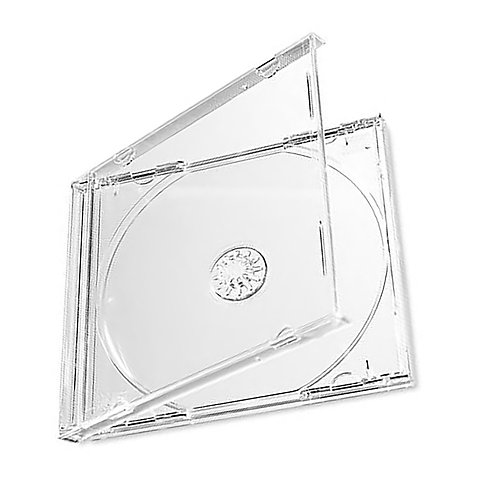 Clear CD Cases
