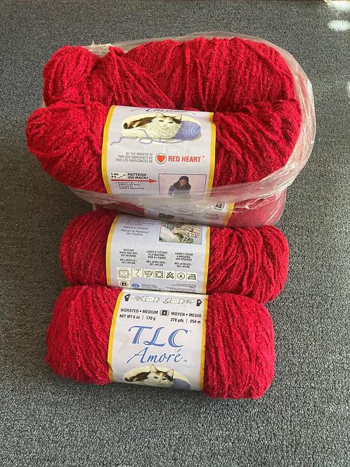 Yarn - Red