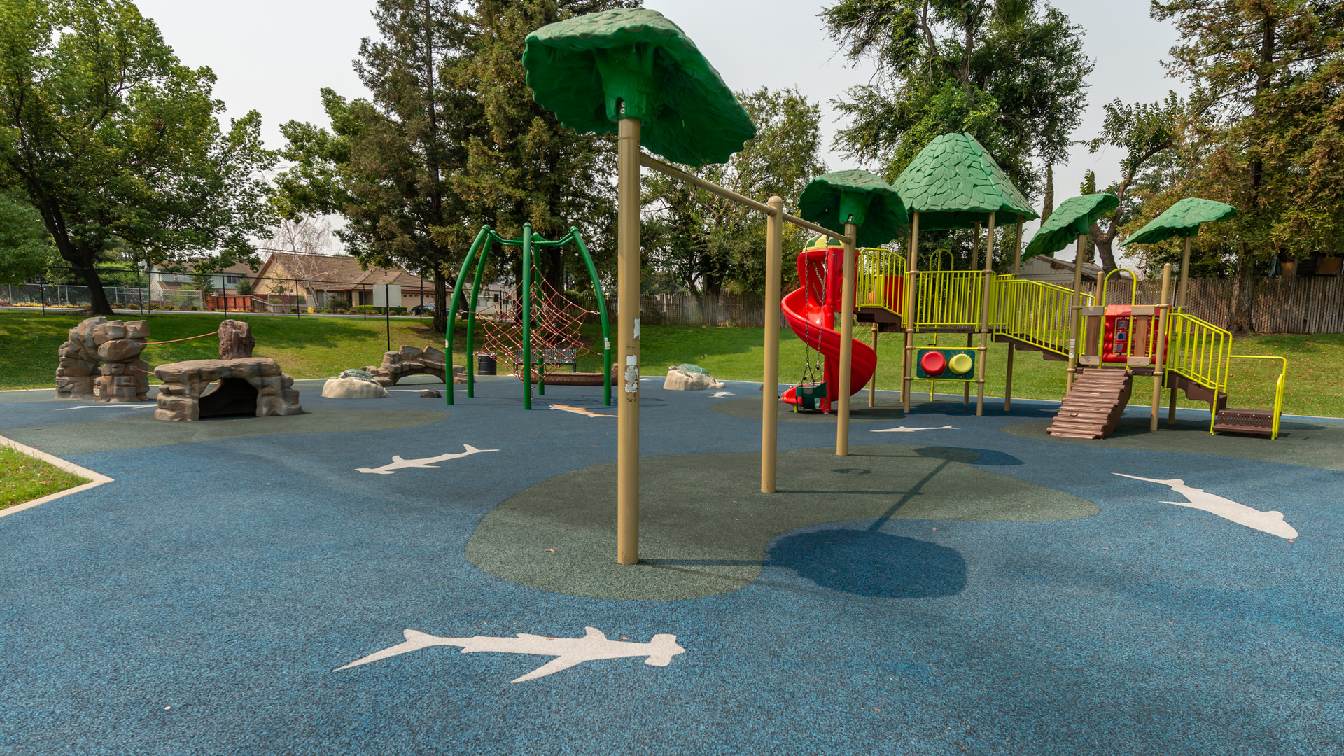 Woodfield Park School Age Playground