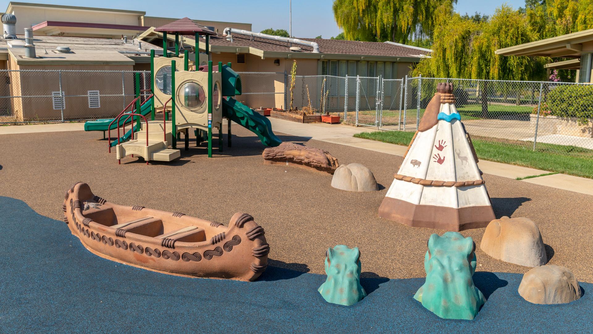 Glen View Elementary School Playground