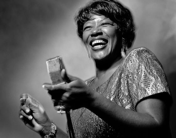 Francine Reed  Jazz Singer