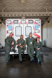 Grady Health System EMT's