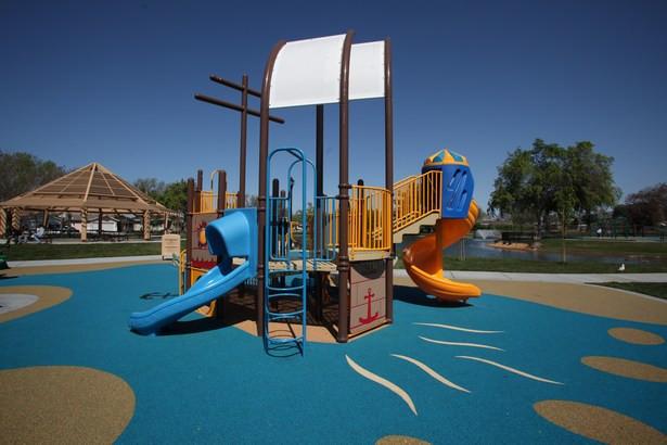 Preschool Age Playground