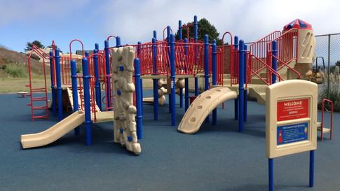 District-Wide Playground Update