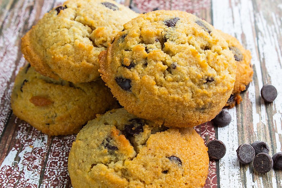 Cookies - Chocolate Chip (4 servings)