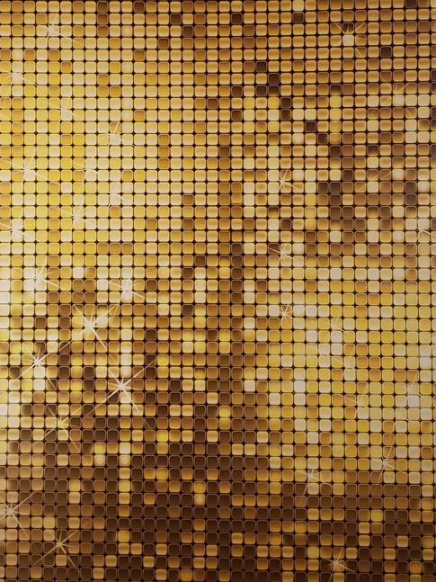 Glitter Gold Backdrop