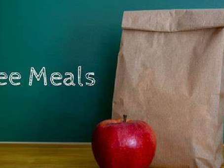 Free Packed Lunches During Half Term
