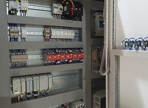 PLC Control Panel Cabinet