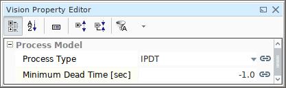 pidbot Tuning Dashboard Properties - Process Model