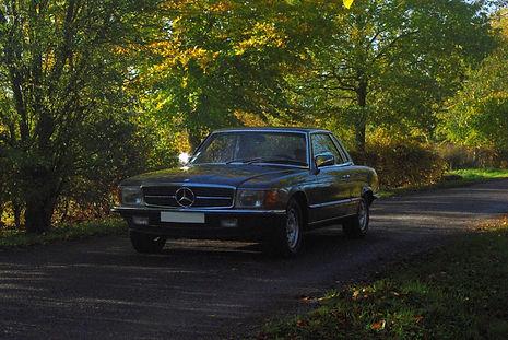 Mercedes 380 SL 1981 Automobile Bleu France Achat Vente Vendeur Voiture Ancienne Classique