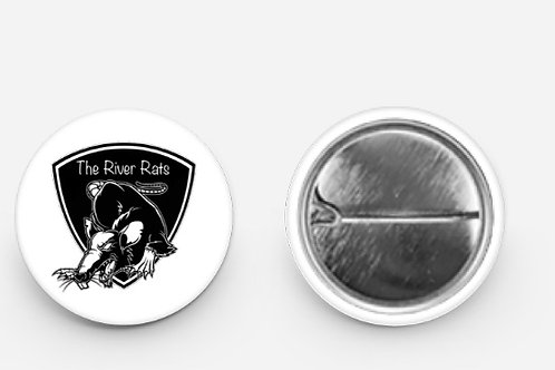 """The River Rats 1"""" Round Buttons"""