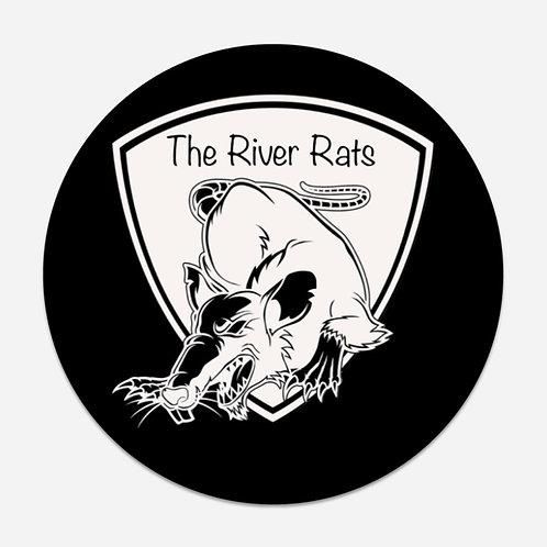The River Rats Coasters, Set of 4
